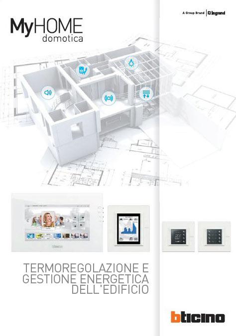 Cover Gestione energetica edificio