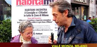 Habitami intervista i cittadini a Milano in Zona 2