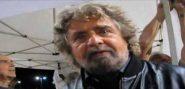 Beppe Grillo visita il quartiere ecosostenibile a londra