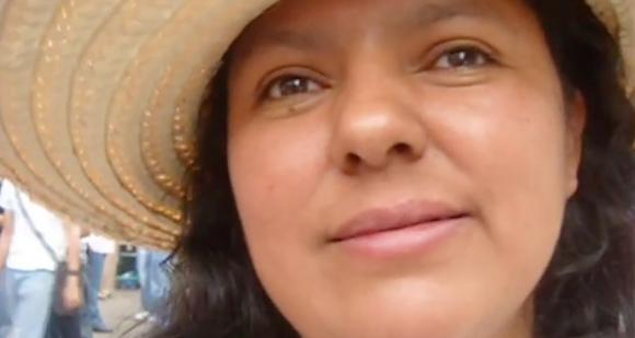 Berta Caceres premio Nobel assassinata