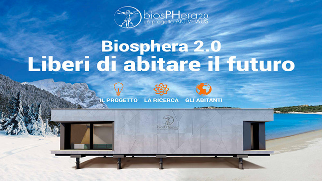 Biosphera 2.0, la casa energy zero