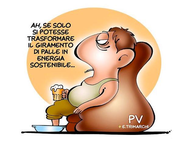 Vignetta di Pietro Vanessi (PV)
