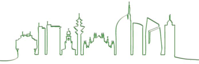 Milano, Il Filo verde che unisce la città