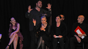 Homo Condomini Lupus al Teatro EDI/BARRIO'S per il Festival MI6Teatro