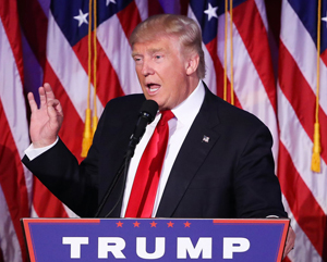 Trump, il cambiamento climatico è una bufala!