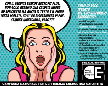 Campagna nazionale per l'efficienza energetica garantita