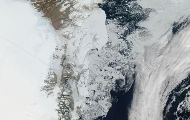 Gli effetti del riscaldamento globale sul Mar glaciale Artico
