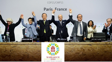 Cop22: Marrakech Express Climate Change