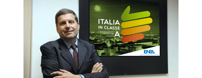 Federico Testa, presidente ENEA, lancia la deep renovation in Italia