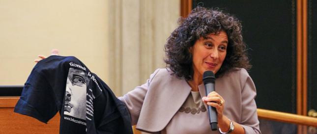 Onorevole Serena Pellegrino e la proposta di legge sulla bellezza nella Costituzione della Repubblica Italiana