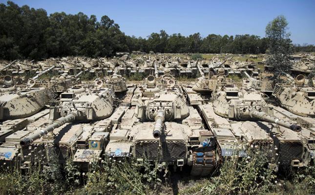 Caro armato, il business di Stato delle armi da guerra