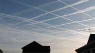 WMO, International Cloud Atlas: Homogenitus - chemtrails fake