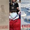 Il Clima non scalda, le notizie false sui cambiamenti climatici