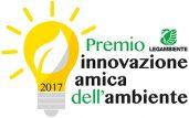 Premio Innovazione Amica dell'Ambiente organizzato da Legambiente.