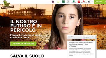 People 4 Soil, salva il suolo in Italia e in Europa