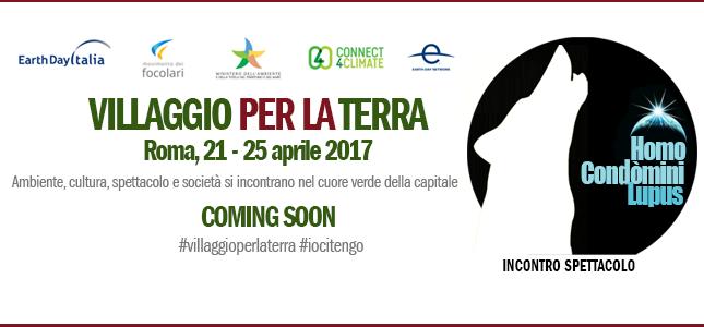 Habitami invitata al Villaggio per la Terra 2017