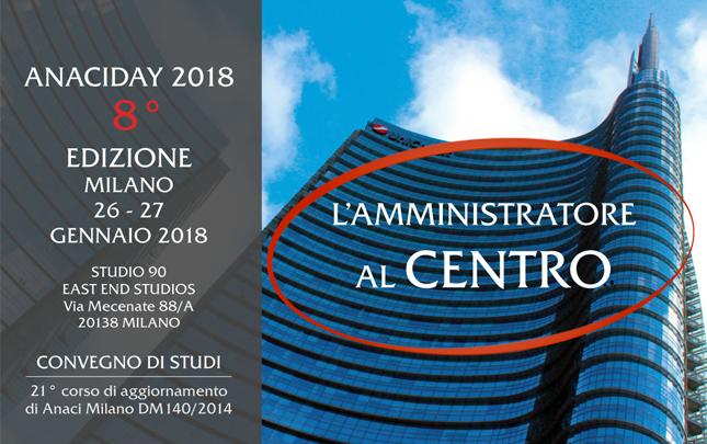 Habitami invitata all'Anaci Day Milano 2018