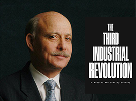 Jeremy Rifkin The third industrial revolution, il film