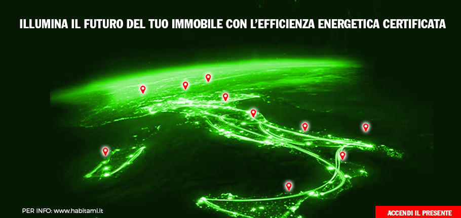 Bando efficienza energetica 2020 - Habitami