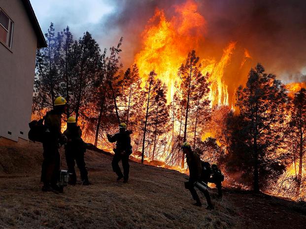 Perché la California ha così tanti incendi?