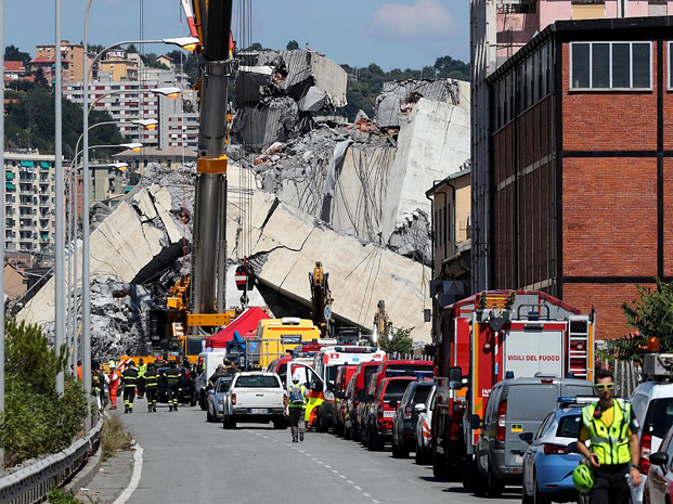 """Renzo Piano """"Sarà un ponte bello, bello com'è intesa la bellezza a Genova"""""""