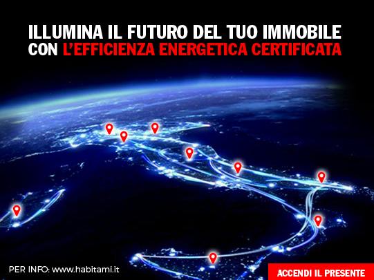 Accendi il futuro del tuo immobile con il Bando Efficienza Energetica 2020