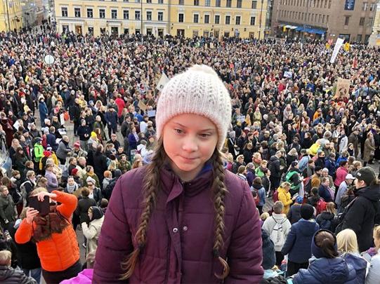 La politica non manipoli Greta