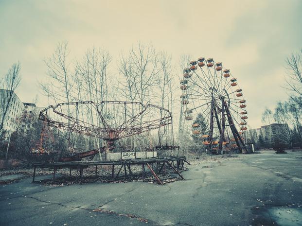 Il Pianeta Terra nel 2050 come Chernobyl il giorno dopo il disastro nucleare?