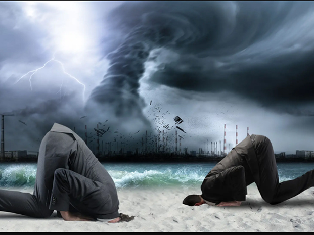 Le nuvole di tempesta incombono sull'Asia per i cambiamenti climatici estremi