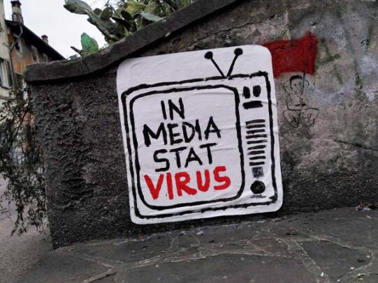 Emanuele Bompan -Il coronavirus miete un'altra vittima eccellente: la comunicazione scientifica