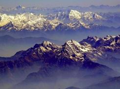 La Stampa Grazie al lockdown l'Himalaya è visibile a 200 chilometri