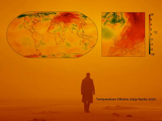 Europa, il clima più caldo degli ultimi 200 anni