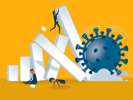 Ugo Bardi - Il Coronavirus potrebbe portarsi dietro l'economia mondiale