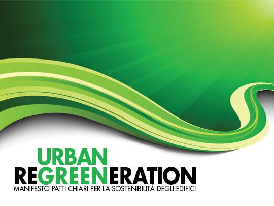 Urban Regreneration, il manifesto sui patti chiari per l'efficienza energetica in Italia