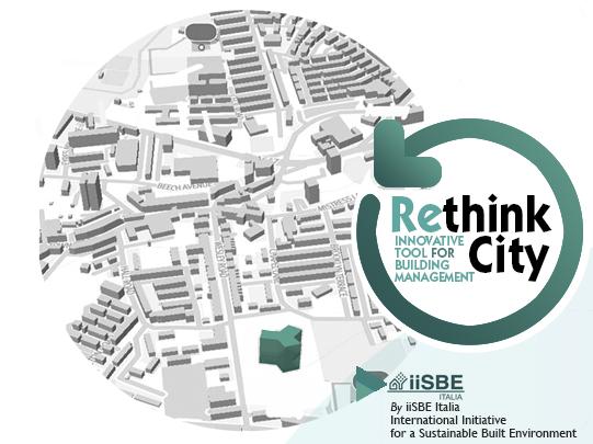 """Scopri """"Rethink City,"""" un tool innovativo per la gestione di qualsiasi edificio"""