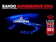 Bando Condomìni 2021, efficienza energetica con il Superbonus 110%