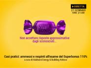 Gli ammessi e respinti all'esame del Superbonus 110%