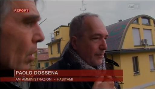 Amministratore di Condominio Rag. Paolo Dossena